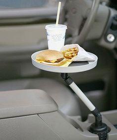 Swivel Car Tray