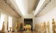 Peloponnese Museums feature artifacts from various eras of Greek history and culture. The museums in Peloponnese present art from Mycenae, Sparta, Olympia. Mycenae, Greek History, Olympia, Oversized Mirror, Museum, Tours, Furniture, Home Decor, Decoration Home