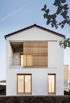 Bautragerhaus Von Schildhammer Schiebeverdunklung Schieberollo Holz