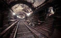 Forbidden place on the planet (Metro - 2, Russia)
