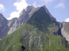 Lechtal - Memminger Hütte Freispitze