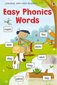 Have fun learning how sounds turn into words. Lots of cute pictures and words to say out loud. Each page shows you a simple word sound in a cheerful picture scene. Like: a train in the rain, next to a snail. (We love trains: don't you?) All those objects have an identical word sound in their name – 'ai'. You can learn to say it, spot it, spell it and read it aloud whenever you see it. If you learn the other sounds in this book too, you will be able to read almost any word. Does that sound… Home Learning, Fun Learning, Phonics Sounds, Spelling Patterns, Sound Words, Early Literacy, Simple Words, Sight Words, Learn To Read