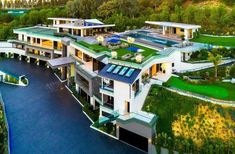Welcome to Luxury Architecture Website, Your Online Luxury Homes and Mansions Magazine, Daily Coverage of New International High-end Real Estate, Influential Architecture and Breathtaking Designs. Bel Air Mansion, Beach Mansion, Mega Mansions, Mansions Homes, Mansion Designs, Luxury Homes Dream Houses, Dream Homes, Mediterranean Homes, Luxury Home Decor