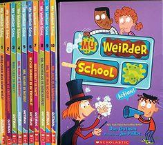 My Weirder School #1-10