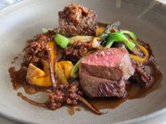 YUMMY LAMB FILLET WITH VEGETABLES