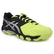 All Rounder Hockey Hockey Shoes, Men's Hockey, Asics, Safety, Yellow, Sneakers, Security Guard, Tennis, Slippers