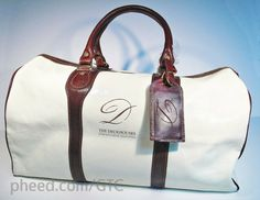 GTC (GTC) on Pheed  Engraving on  fine  leather bags makes a unique personalized gifts.