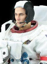 [HM-HF0003] Hobby Master Capt Gene Cernan The Last Man on the Moon Boxed Figure