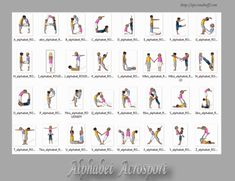 L'acrosport Physical Activities, Activities For Kids, Yoga For Kids, Exercise For Kids, Gymnastics Routines, Pajama Day, Cycle 3, Fitness Activities, Alphabet