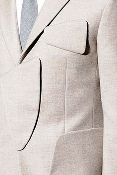 It's all in the sartorial details...// [A/W 2010] Jil Sander