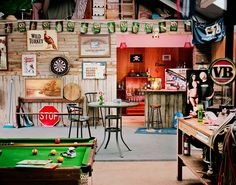 That's not a man cave, THIS is a man cave: Rural Aussie sheds turned man caves It's a man world, in his man cave at least! Capturing the 'visual diaries of a guy's life,' photographer Jasper White shows us just how a shed in rural Aus Man Cave Shed, Man Shed, Man Cave Room, Man Cave Basement, Man Cave Diy, Man Cave Home Bar, Man Cave Garage, Garage Bar, Garage Ideas