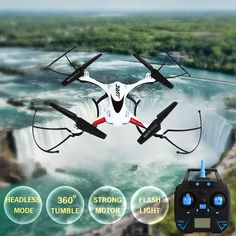 JJRC H31 Waterproof Drone Flies Awesome At Night & Adverse Weather Conditions -  #drone #toys