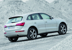 Check out Mark Savage's review the 2014 Audi G5 TDI.