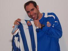Ander Mirambell es un perico más. Spain Football, Rcd Espanyol, Sports, Tops, Fashion, Custom T Shirts, Athlete, Seasons, Hs Sports