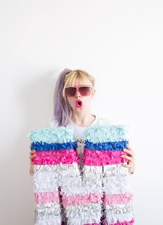 Brunch Bazar – Mamie Miami Piñata DIY