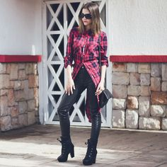 3 OUTFITS ESTILO ROCKER CHIC | Mary Wears Boots Rocker Outfit, Rocker Chic, Rocker Chick, Novels, Locker, Rock Chic, Rock Fashion
