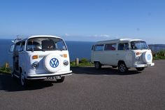 3 or 4nt VW Campervan Hire for 4
