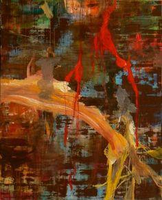 "Saatchi Art Artist Jessica Muller; Painting, ""zch.08"" #art"