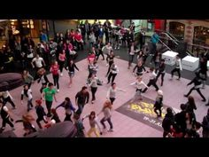 Flash Mob - Melbourne Central