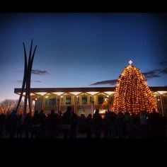 the first decorated christmas tree in the united states was located in bethlehem early settlers attached evergreen branches to a wooden pyramid in 1747