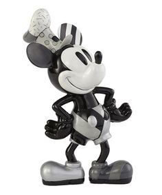 Look what I found on #zulily! Mickey Mouse Steamboat Willie Figurine #zulilyfinds