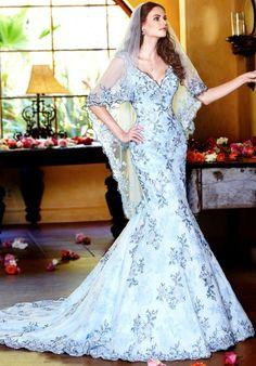 IVOIRE by KITTY CHEN ZARA, V1301 Wedding Dress photo