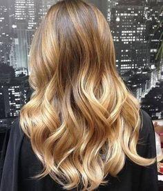 Image result for balayage highlights blonde