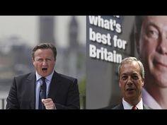 Knapp und knapper - Cameron warnt vor Brexit, Umfragen sehen Befürworter...