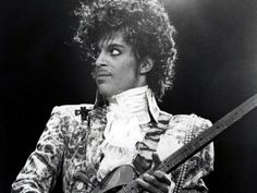 Prince in 9th/10th grade...got complicated though, I started performing Prince songs...its a long story lol!