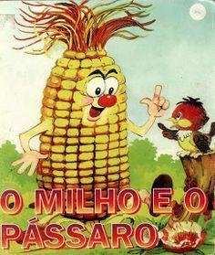 O milho e o pássaro - Joelle - Álbuns Web Picasa