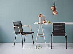 SIDD CHAIR designerskie krzesła Cane-line. Design Foersom & Hiort-Lorenzen MDD