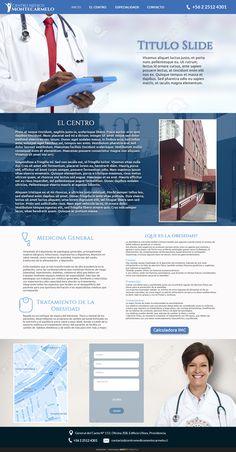 Slide, Medical Center, Medicine