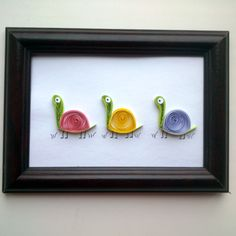 Make Fun Quilling Turtles | Guidecentral