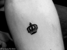 This will be my first tattoo. Crown reminding me I will always be my daddy's princess, and also to symbolize I should never be treated less than a queen. Perfection :)
