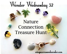 Nature Connection Treasure Hunt