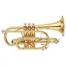$3029 Yamaha YCR8335 cornet xeno xeno/pav jaune