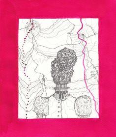 La carta e il territorio (Le strade della montagna, omaggio a GP)