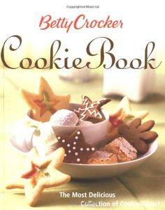 Betty Crocker Cookie Book: Betty Crocker: 0785555868106: Amazon.com: Books