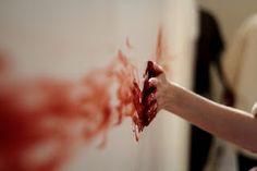 Perséfone Invertida: Se eu sangrar