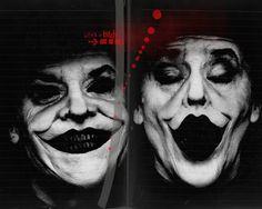 the joker in tim burton's batman