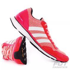 tênis adidas adizero adios boost 3 feminino - futfanatics