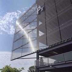 mallas metalicas arquitectura - Buscar con Google