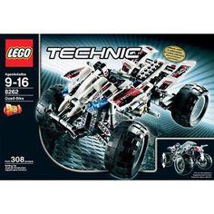 Lego Technic - Quad Bike, Multicolor