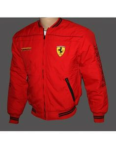 ferrari clothing