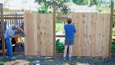 Amazing Ideas: Backyard Fence With Lights Backyard Fence On A Budget.Front Yard Fence Horizontal Garden Fence Panels Fence On Hill. Fence Stain, Pallet Fence, Diy Fence, Fence Landscaping, Backyard Fences, Fence Gate, Fence Ideas, Rustic Fence, Outdoor Pallet