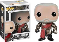 Game of Thrones - Tywin Lannister Pop! Vinyl Figure