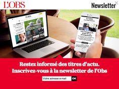 L'Obs - newsletter