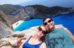 ... O mirante é um quadradinho de ferro que NÃO tem a melhor vista da praia. Para isso, você pode se... - Foto: Ticiana Giehl e Marquinhos Pereira/Desempacotados