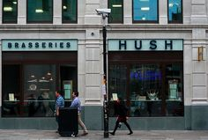 Hush Brasseries (London) *2 locations, St. Paul's is a fave.