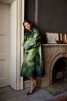 Zeit Magazin February 2018 Christy Turlington by Pamela Hanson